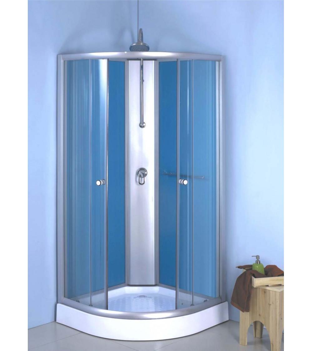 CHIOS shower cabin 90*90*220 cm / 100*100*220 cm