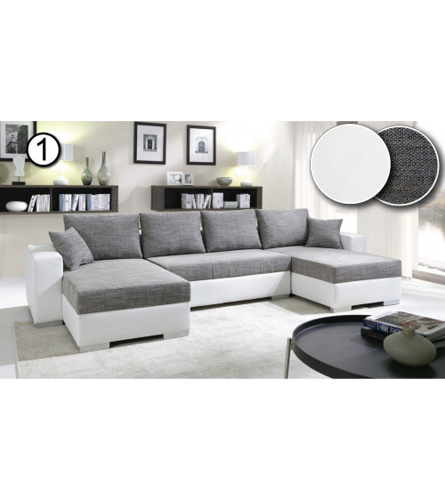 PESARO corner sofa