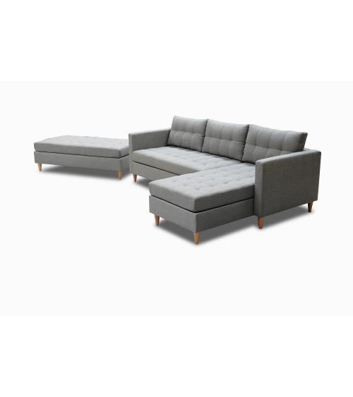 MODEN corner sofa 400x250/180 cm