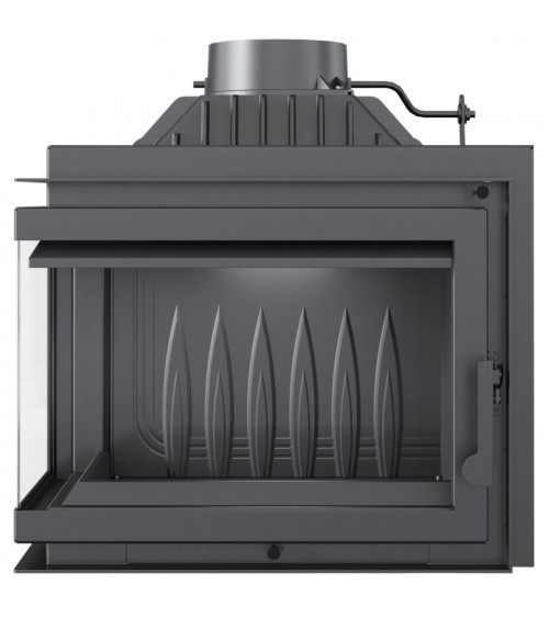 Insert cheminée d'angle  vatir 10 kw
