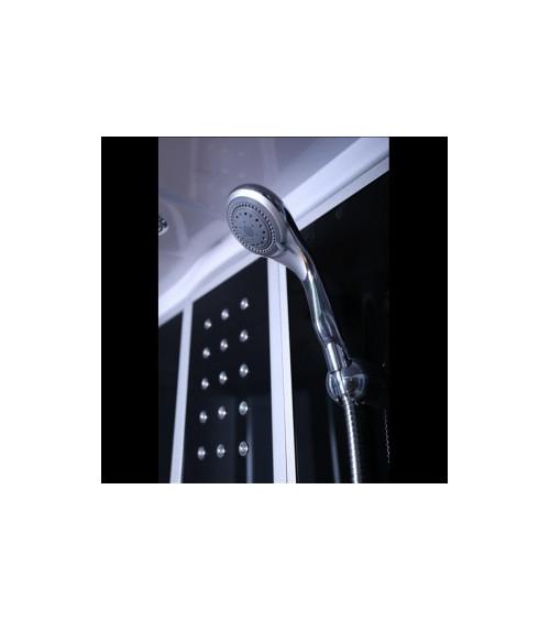 Combiné baignoire-douche KAPOHO II hammam et balnéo 170*90*220 cm