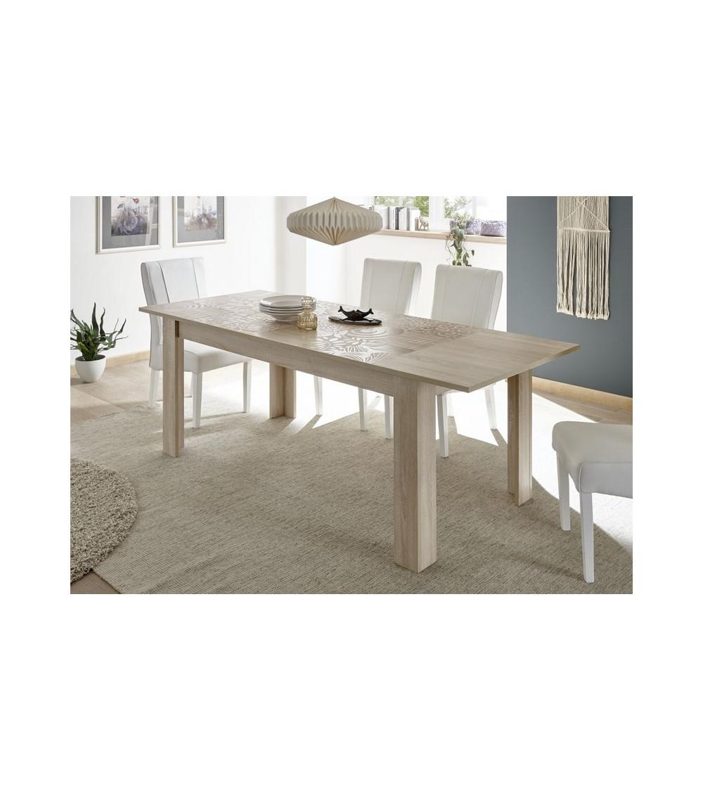 Table à manger MIREL chêne