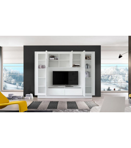 Ensemble meuble tv CIELO 240 cm