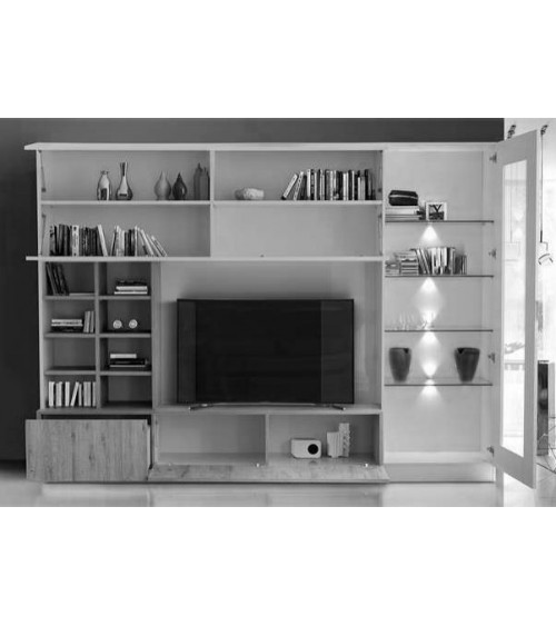 Ensemble meuble TV LINO 280 cm