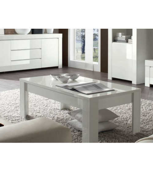 Table basse LAZARRO 160x79 cm