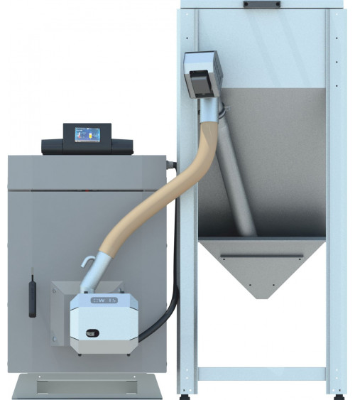 Chaudière à pellets mini 10 kW