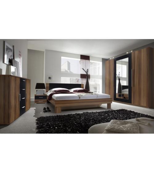 Chambre complète VERA II  160*200 cm, wenge