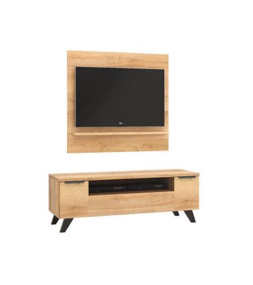 Meuble TV VALDI 130 cm