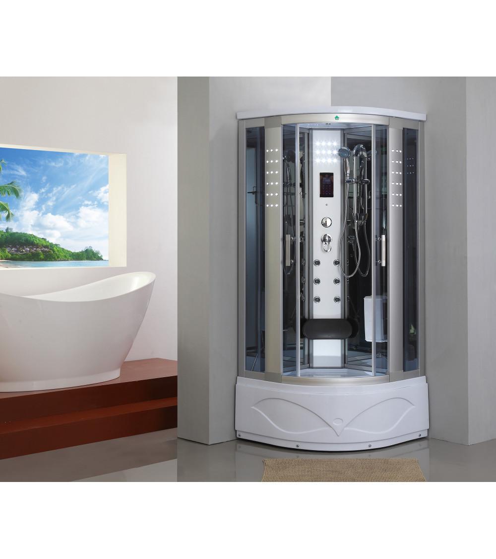 PIGADIA tub shower combination 90*90*211 cm