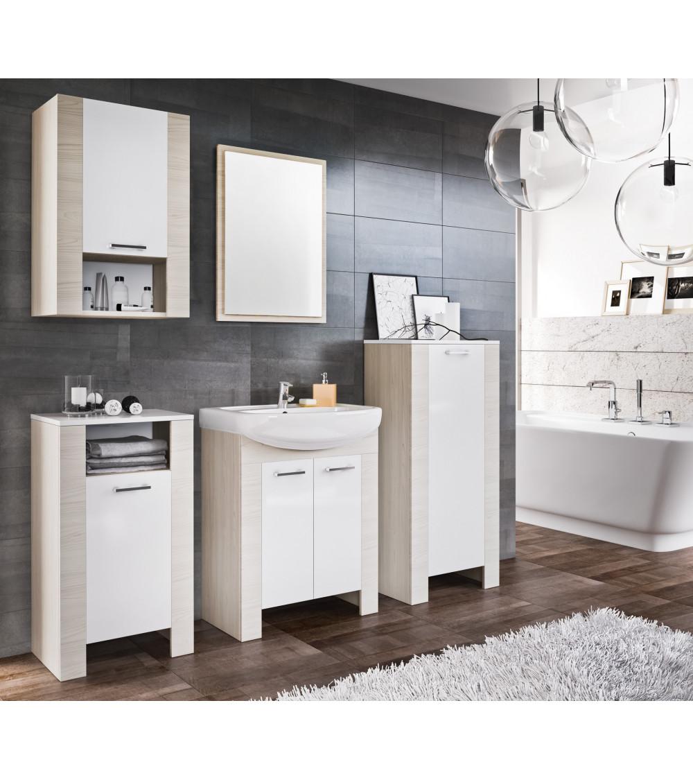 Muebles de baño TALIA blanco de 60cm