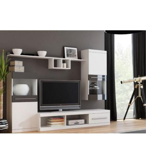 Ensemble meuble TV NICKO 220cm