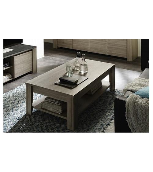 LIPARI Coffe table 140 cm, gery oak