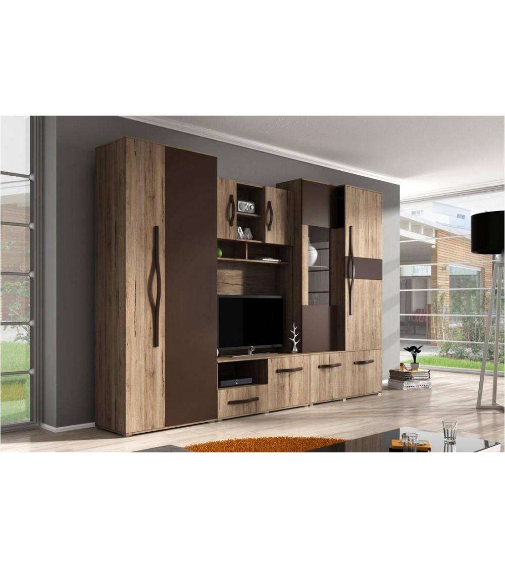 Ensemble Meuble Tv Maete 300 Cm Azura Home Design