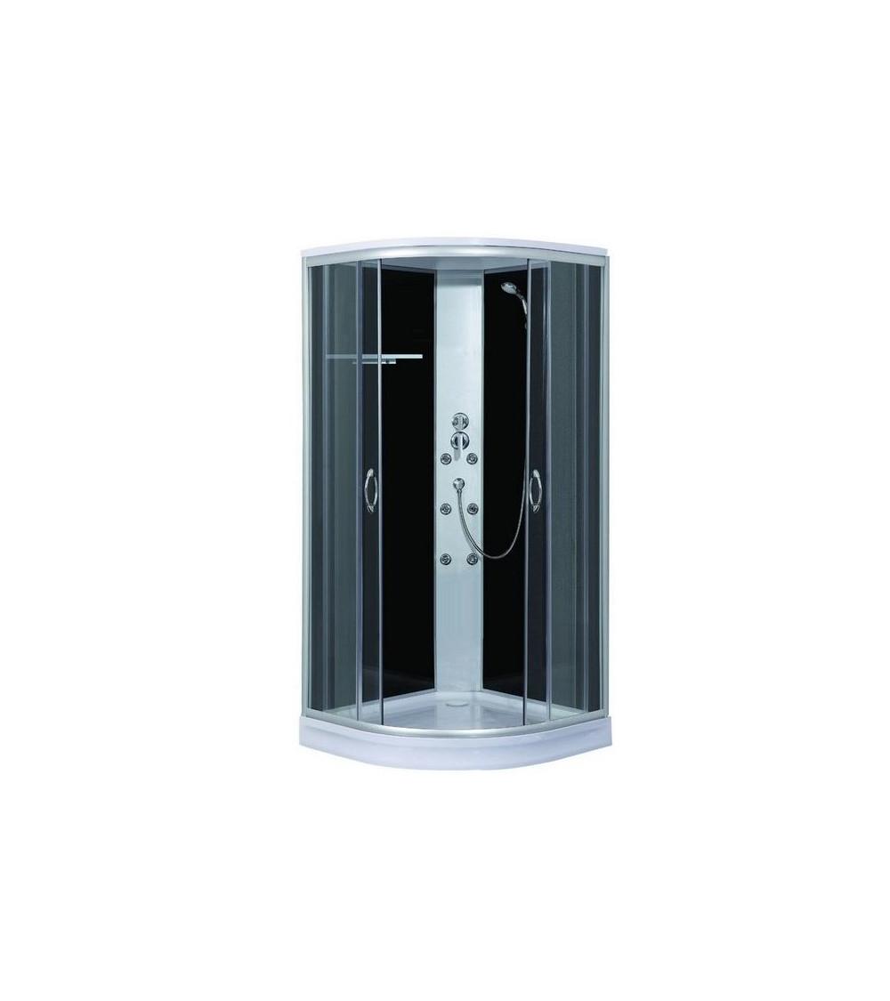 Cabine de douche PETRA 90x90x209 cm