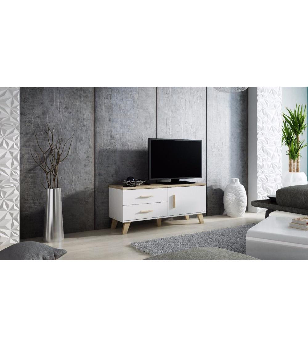 Meuble tv TALILA 120 cm