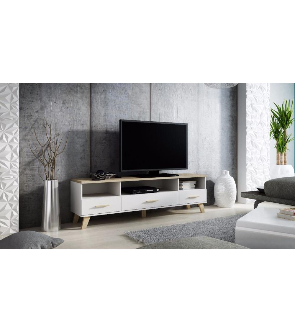 Meuble tv TALILA 145 cm