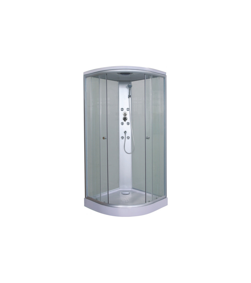Cabine de douche SOLTA 90x90x210 cm