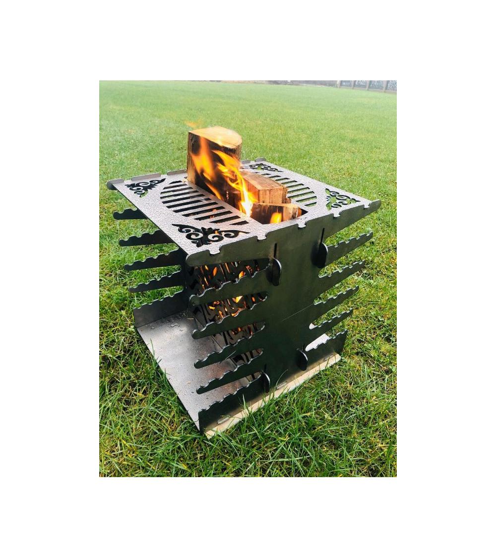 Barbecue CALENTO  40 x 40 x 40cm
