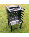 Barbecue SOLEO 35x22x33 cm