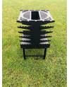 Barbecue KAREO  40 x 40 x 60cm
