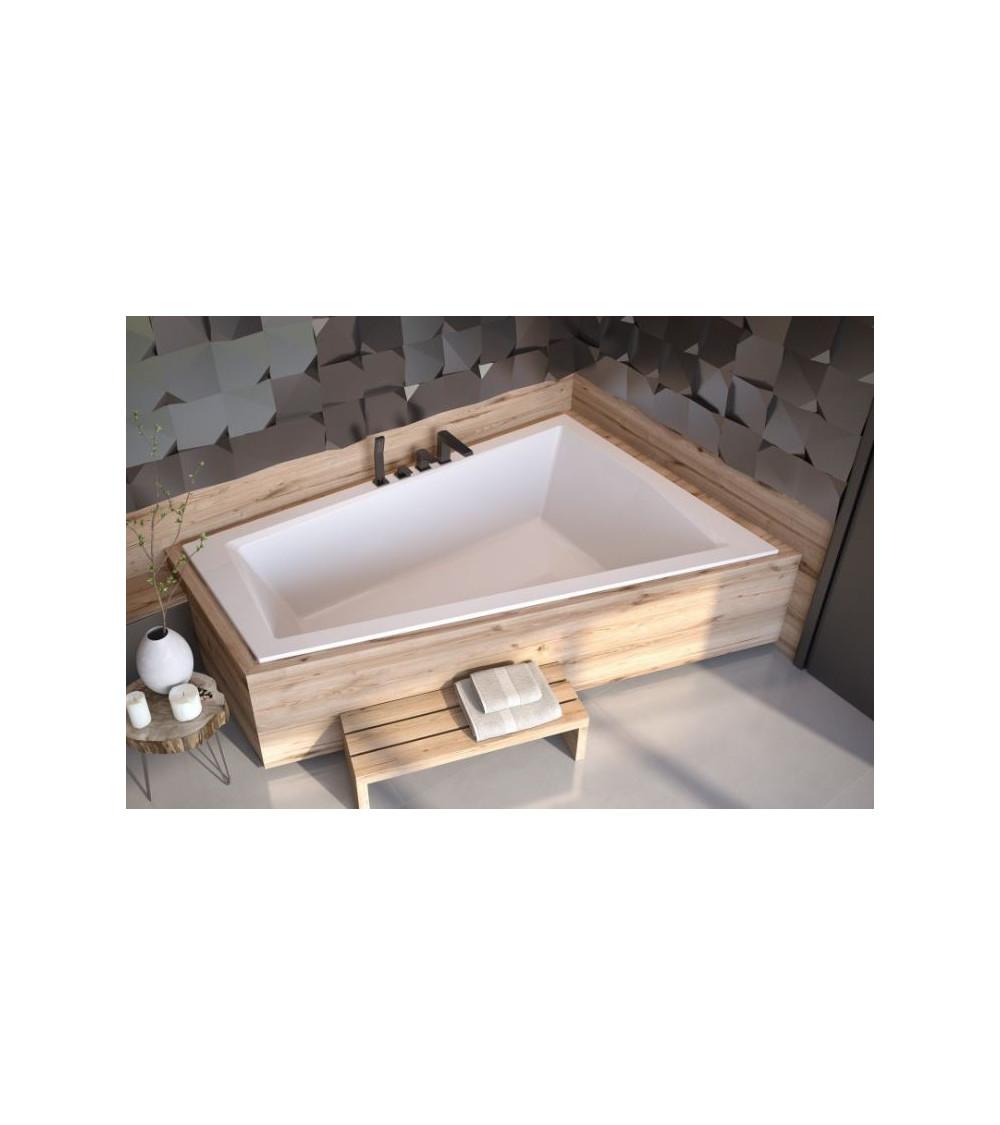 INTEGRA Asymmetric Bathtub 150/170cm
