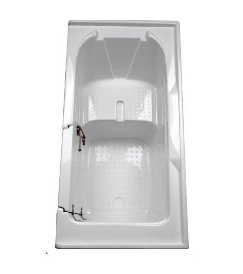 KLEIDO walk-in tub