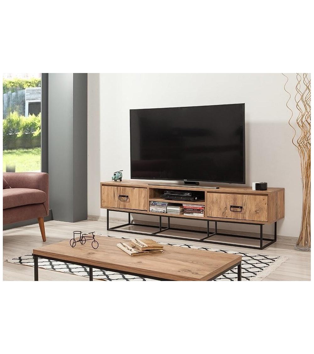 Meuble TV SILVA 180 CM
