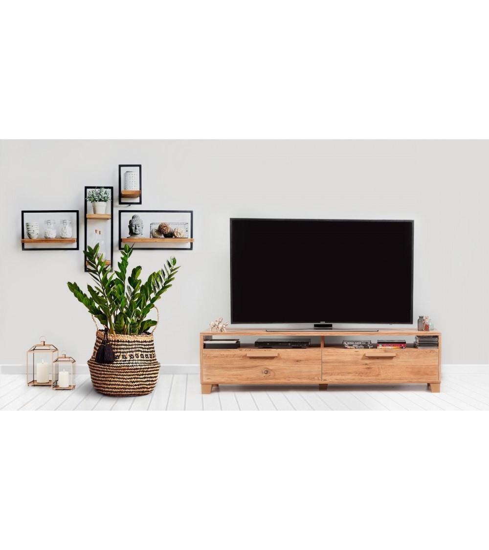 Meuble TV LEROY 160 cm
