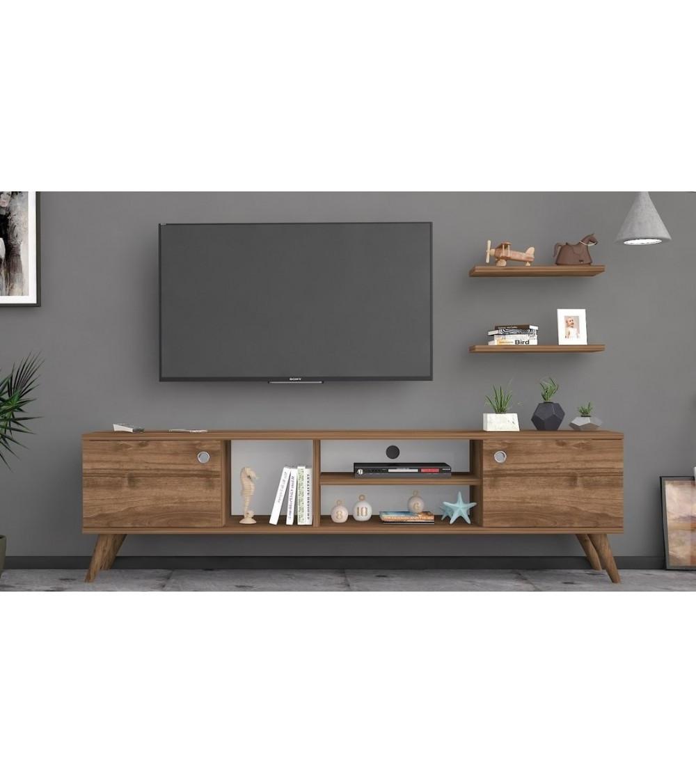 Ensemble meuble TV BENAN