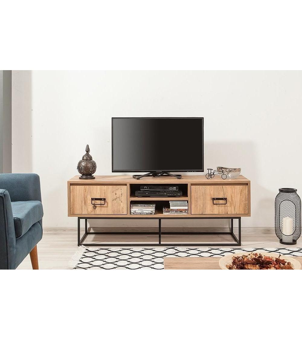 Meuble TV SILVA 140 CM