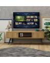 Meuble TV SAFIR Chêne