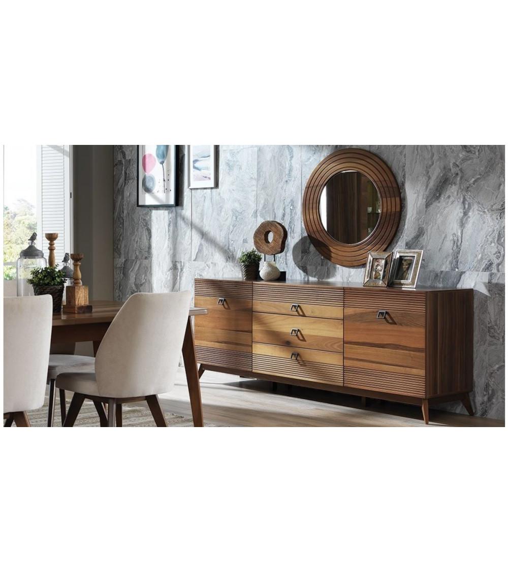 Buffet ALMODA + miroir