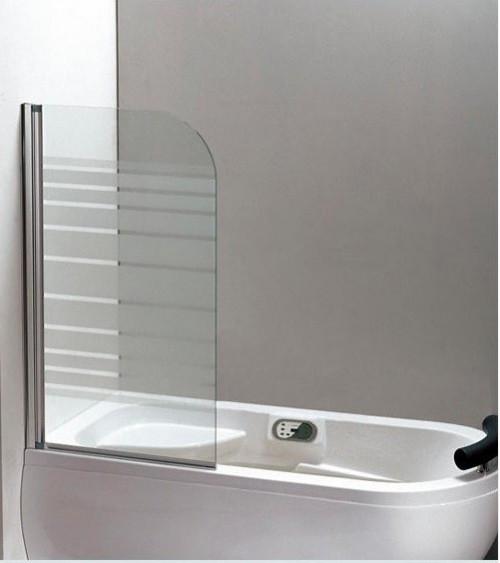 pare baignoire ador 130 75 cm pare baignoire salle de. Black Bedroom Furniture Sets. Home Design Ideas