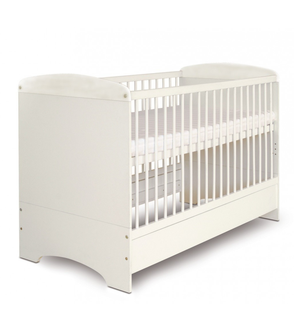Lit bébé évolutif 70*140cm ÉCUREUIL- Lit bébé design - Chambre bébé