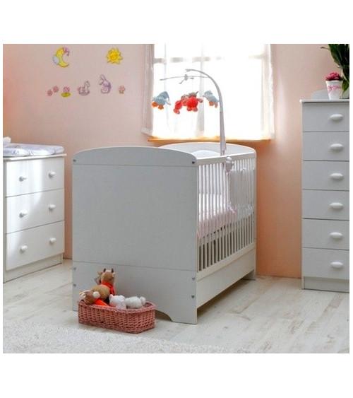Lit bébé évolutif ÉCUREUIL, 70*140cm