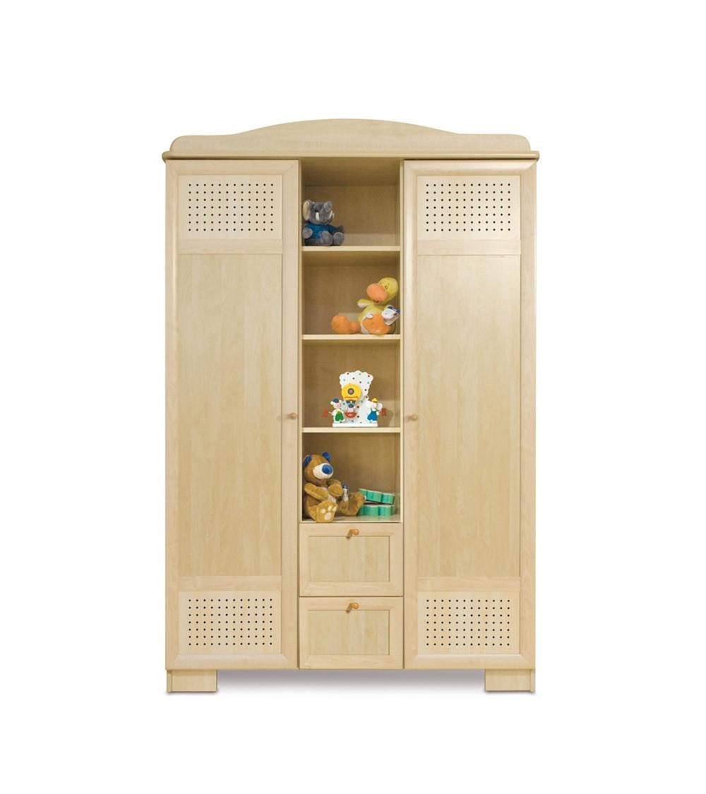 DOLLY 2-doors wardrobe
