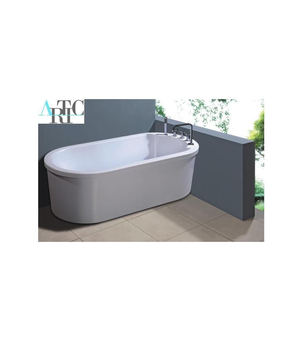 baignoire balneo amorgos 170 80 cm baignoire design mobilier salle de bain. Black Bedroom Furniture Sets. Home Design Ideas