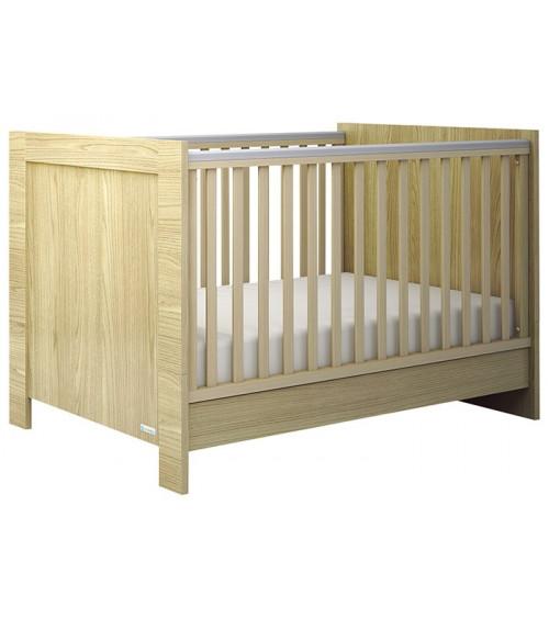Convertible baby cot bed 70*140cm, NATURA