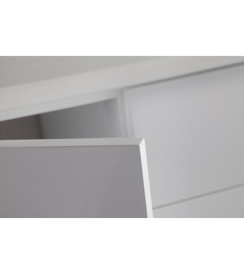 TAUSTE bathroom furniture, white