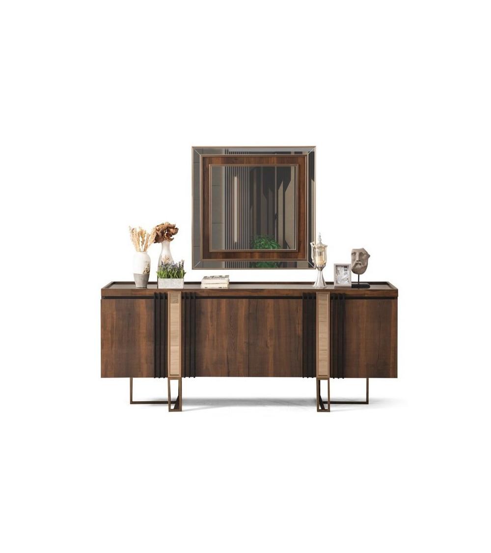 Buffet PRADO + miroir