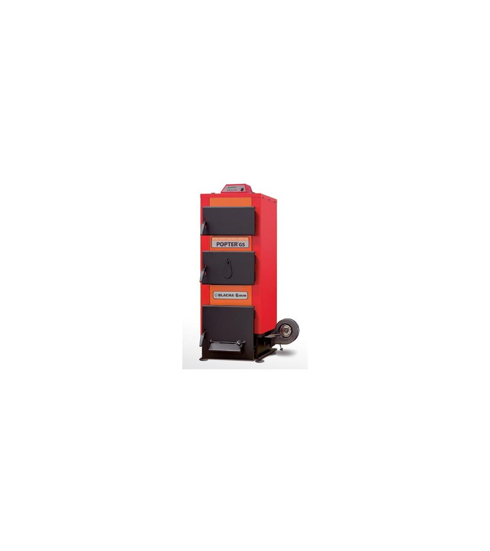 Caldera madera POPTER GS 14 KW