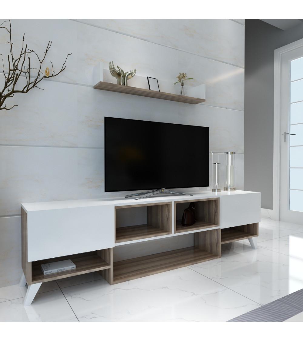 Ensemble meuble TV YONCA