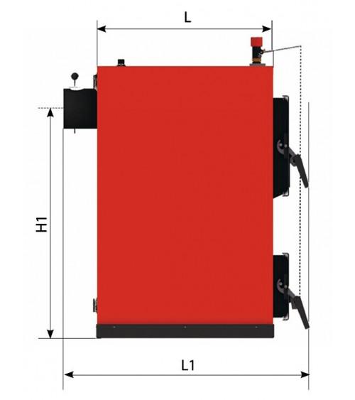 MAXDREW Boiler 32 KW