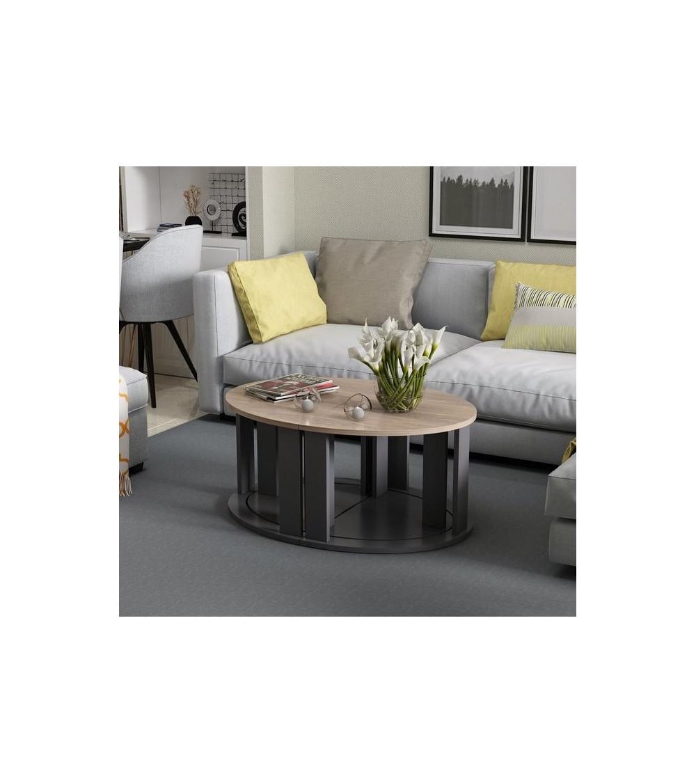 Table basse modulable MINAR