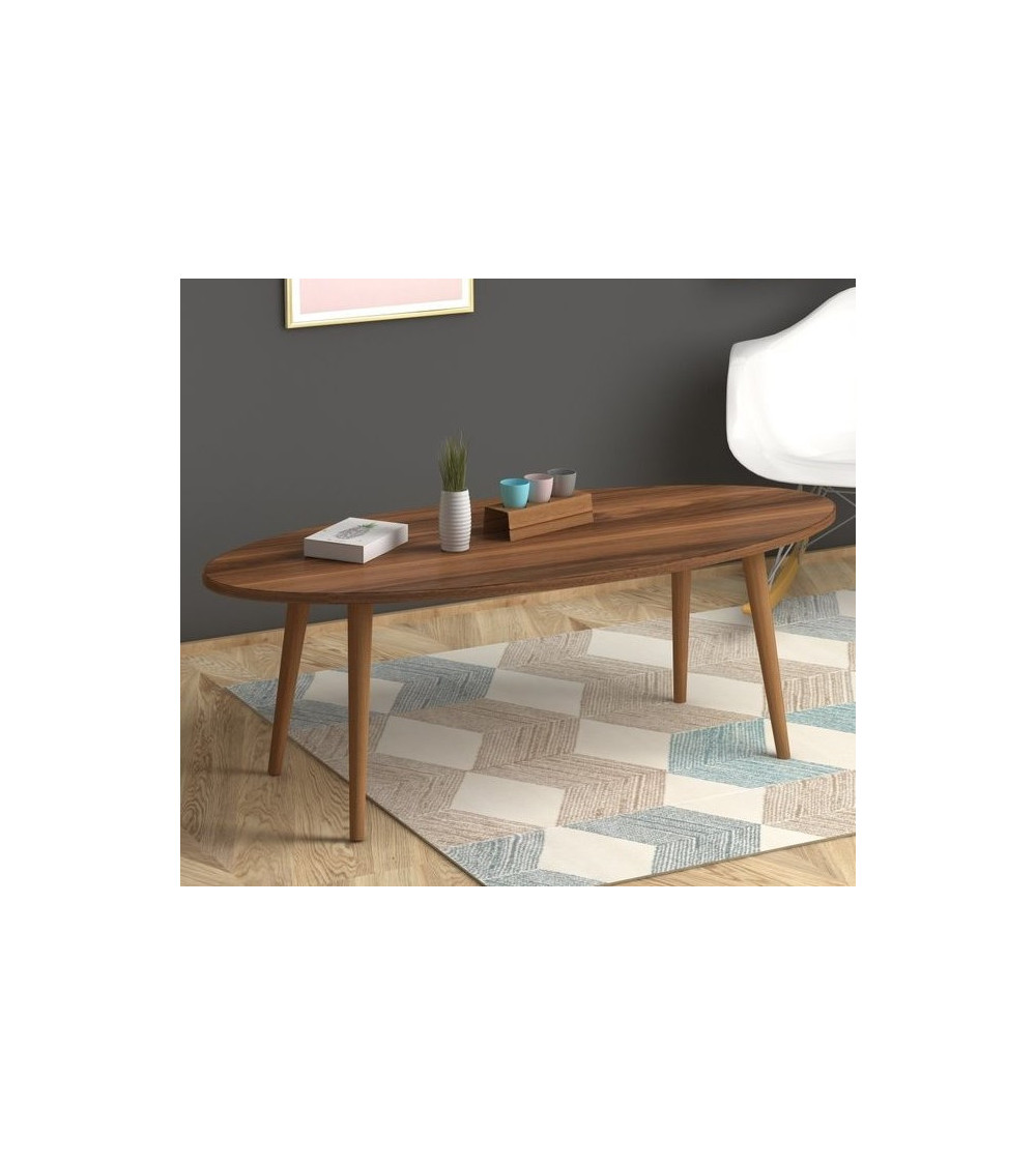 Table basse ORBIT 118 cm
