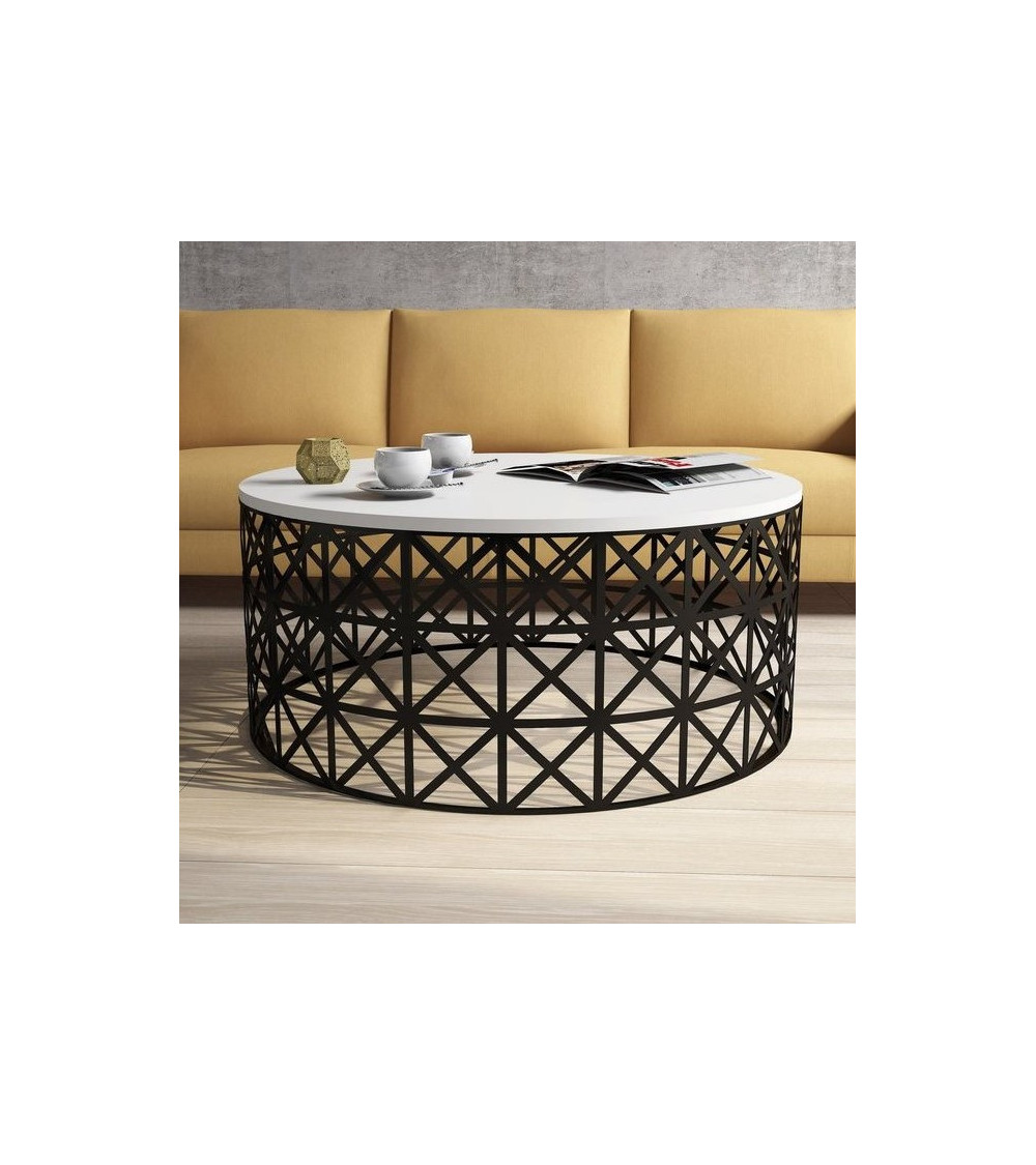 Table basse ronde SELIN