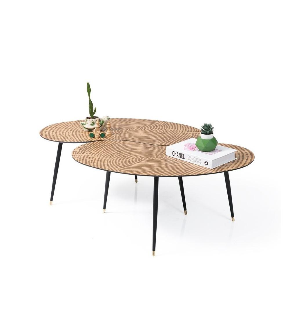 Table basse modulable Capella