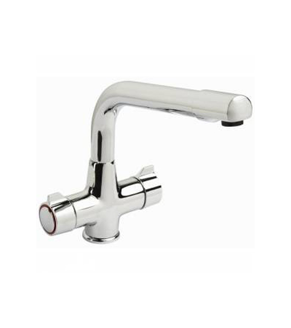 MOLDE basin mixer tap