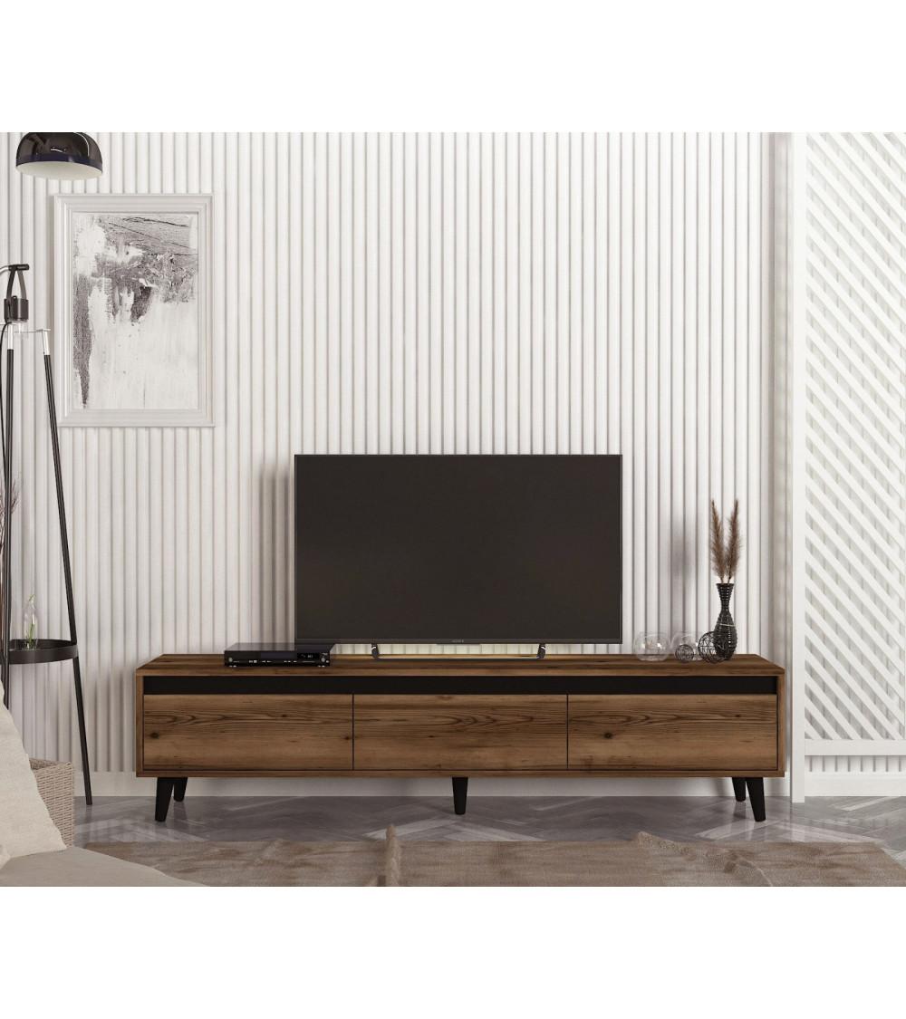 Meuble tv NARDIN 185 cm
