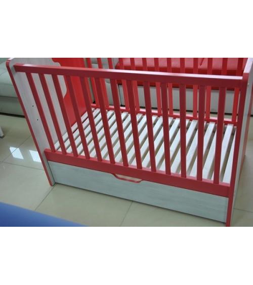 Baby cot bed 60*120cm, NUKI